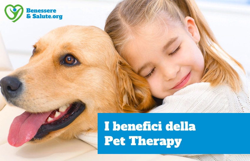 Benefici Pet Therapy