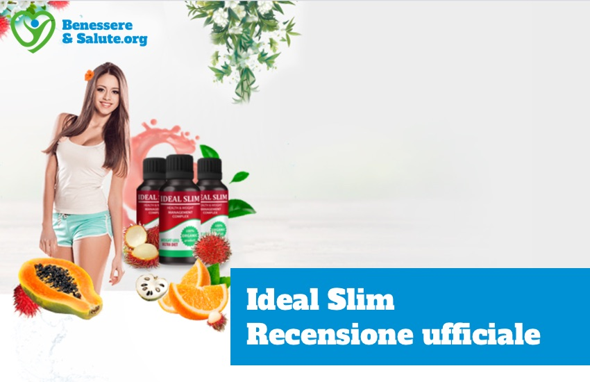 Ideal Slim dimagrante recensione